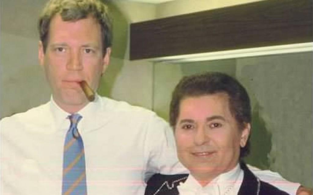 David Letterman's Favorite Magician